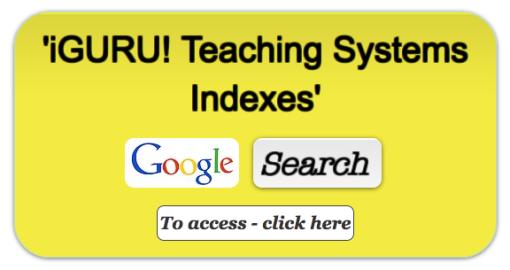 iGURU! - Google Search Banner